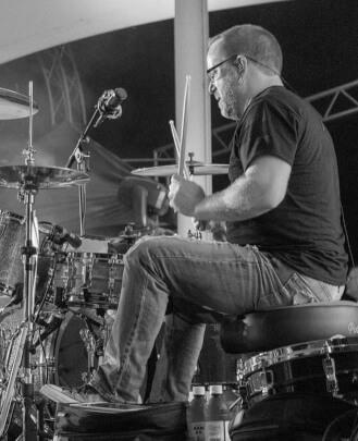Drum Teacher Eric Mayleben