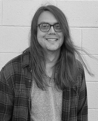 Music teacher Julian Stanz at School of Rock