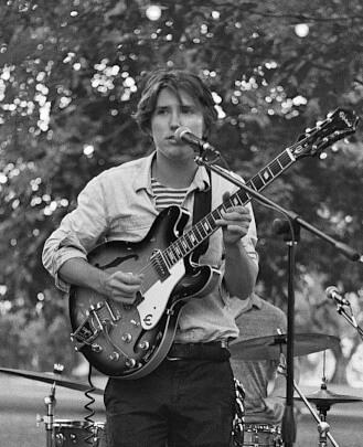 Guitar Teacher Justin Schaeffers