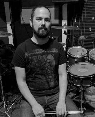 Justin Tvetan Drum Teacher