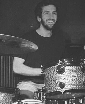 Drum Teacher Jonathan Walters