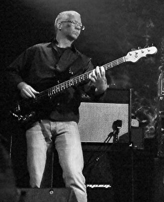 Bass Guitar Teacher Keith Meyer