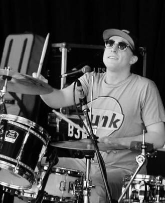 Drum Teacher Kirk Larson