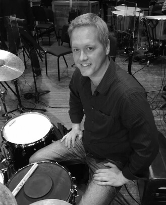Drum Teacher Mike Klopp