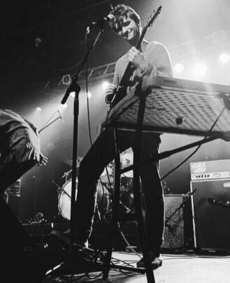 Guitar Teacher Knox Engler