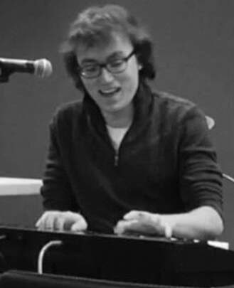 Singing Teacher, Keyboard Teacher Kyle Sheehan