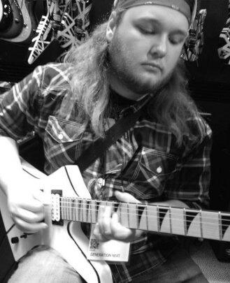 Guitar Teacher Lane Hillard