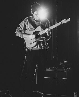 Liam Compton Guitar Teacher