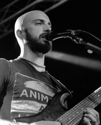Guitar Teacher, Singing Teacher Luke Dupuis