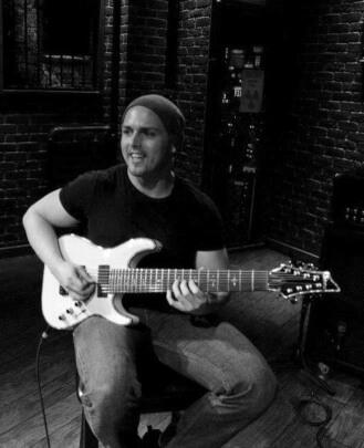 Guitar Teacher, Bass Guitar Teacher Luke Jaeger