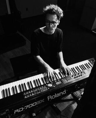 Piano Teacher Luke Kujdych