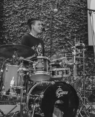 Drum Teacher Matisse Pasillas