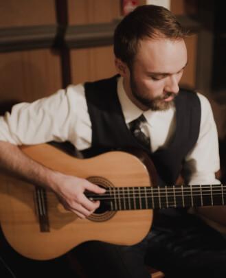 Guitar Teacher, Bass Guitar Teacher, Keyboard Teacher Max Cobb