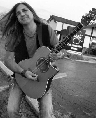 Guitar Teacher, Bass Teacher, Singing Teacher Michael Satarino