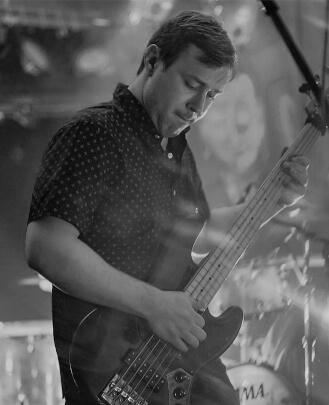 Guitar Teacher, Bass Guitar Teacher Mike Vaughan