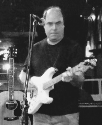Guitar Teacher Mike Essex