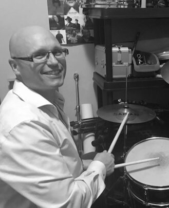Drum Teacher Mike Pelzer