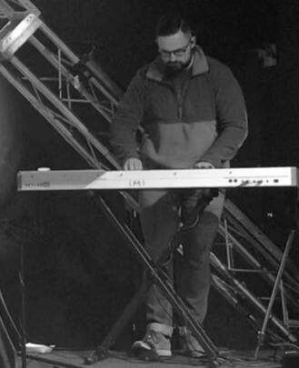 Keyboard Teacher Mitch Woods