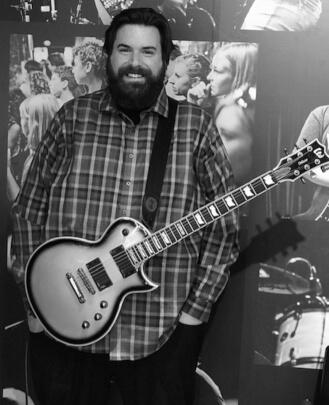 Bass Guitar Teacher, Guitar Teacher, Mitch Fraser