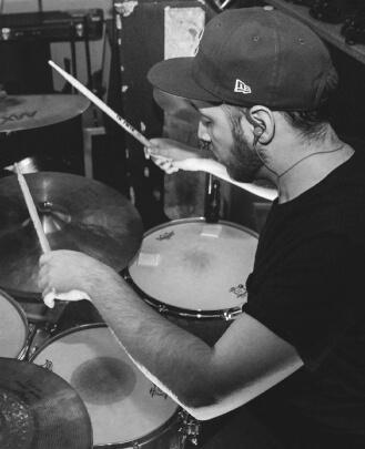Drum Teacher Rob Diaz