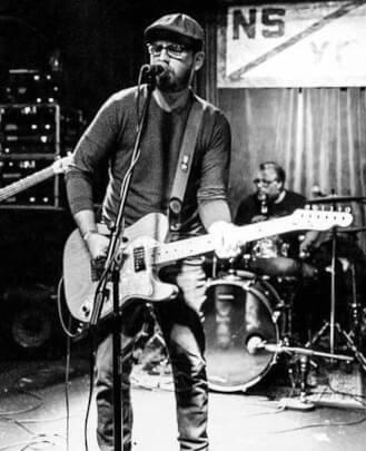 Bass Guitar Teacher Nic Powers