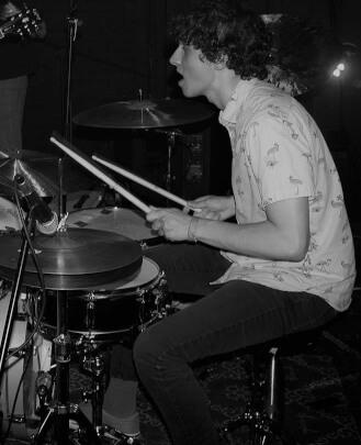 School of Rock drum teacher