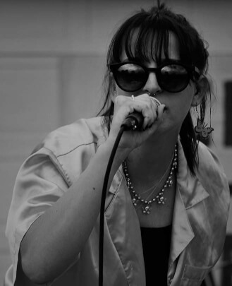 School of Rock music teacher