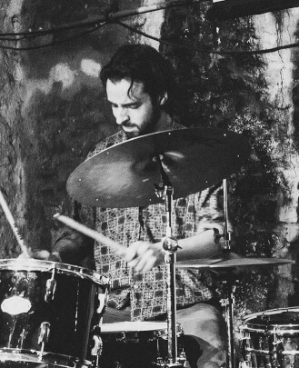Drum Teacher Justin Van Wagenen