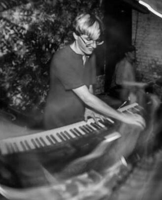 Bass Guitar Teacher, Keyboard Teacher Noah Albright