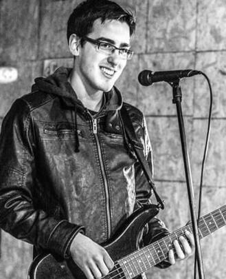 Bass Guitar Teacher Michael O'Brien