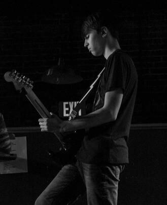 Guitar Teacher Ollie McKay
