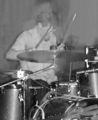 Drum Teacher Patrick Richardson