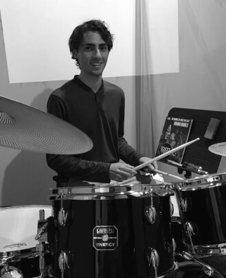 Drum Teacher Paul La Duca