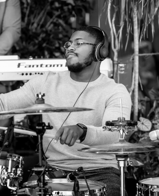 Drum Teacher Reginald M. James II