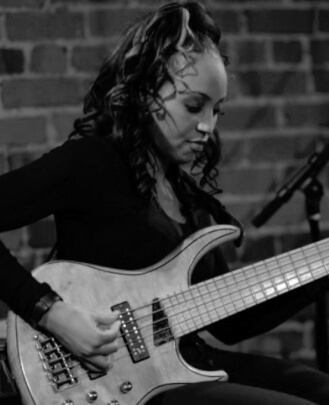 Bass Guitar Teacher Renda Jackson