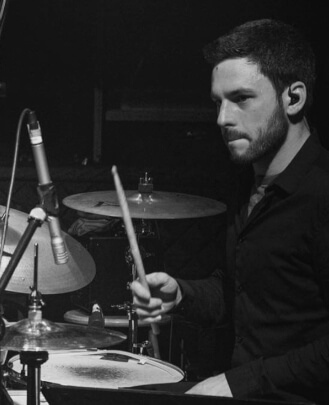 Drum Teacher Riccardo Belletta