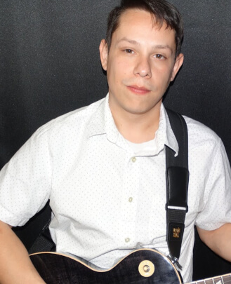 Assistant Music Director Richie Rodriguez