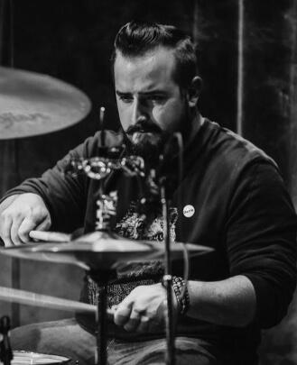 Drum Teacher Robb Lauer
