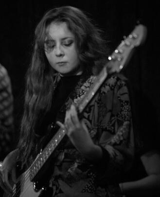 Bass Guitar Teacher Rory Moylan