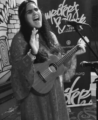 Singing Teacher, Keyboard Teacher Jasmine Perez
