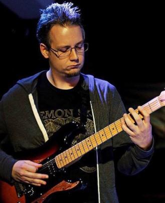 Guitar Teacher Ryan Hickey