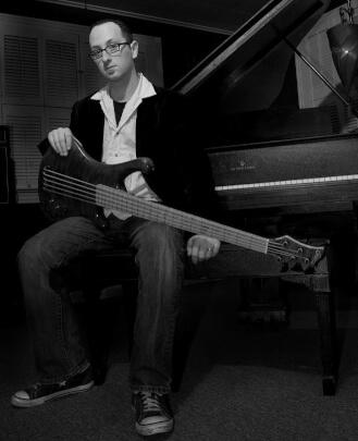 Bass Guitar Teacher Ryan Clute