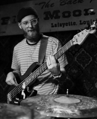 Bass Guitar Teacher, Guitar Teacher, Drum Teacher Ryan Domingue