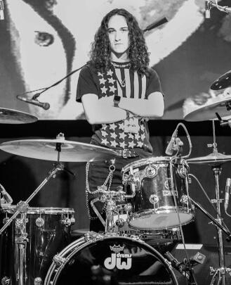 Drum Teacher Sal Tommassello