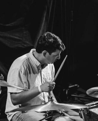 Drum Teacher Sam Checkoway
