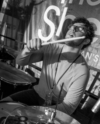 Drum Teacher Sam Subar