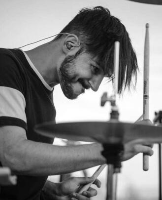 Drum Teacher Sander Bryce