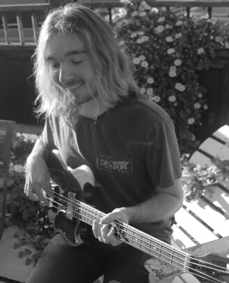 Bass Guitar Teacher Seven Pappanastos