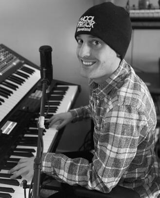 Keyboard Teacher Shane Sorboro