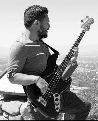 Guitar Teacher, Bass Guitar Teacher, Keyboard Teacher Darvin Aguilar